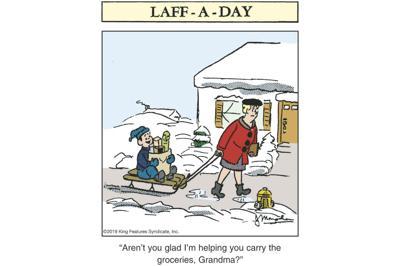 Laff-a-day