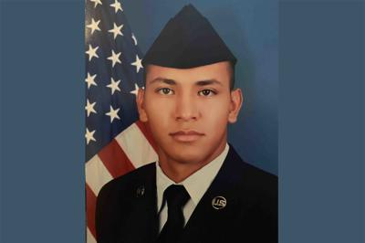 Air Force Airman Christopher Martinez Agua Fria High School