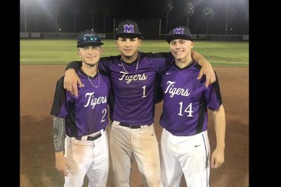 Robert Schmidt David Enriquez Tim Jordan Tigers