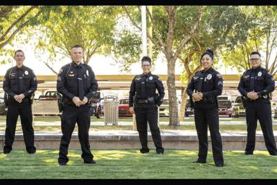 The Avondale Police Department