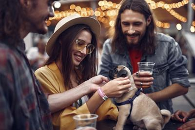 """Enjoy """"Barktoberfest"""":  Bring Your Pooch to the Country's Best Breweries! (image)"""