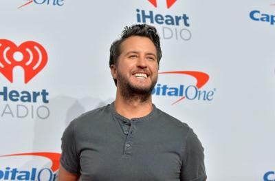 Luke Bryan Adopted A Senior Dog After He Saw A Photo Online