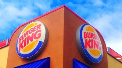 Burger King Created A Whopper Just For Dogs