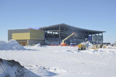 airport progress February 2019