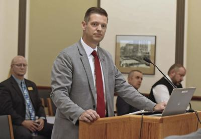Lawmakers press Gallion on commerce audit