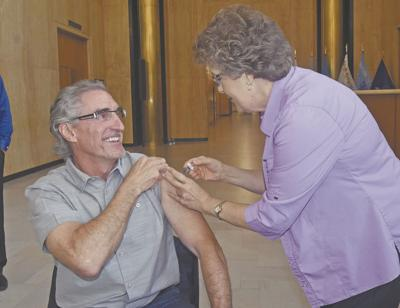 Parent, ND health officials urge flu vaccinations (copy)