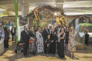 Rancher's T-rex discovery makes a move