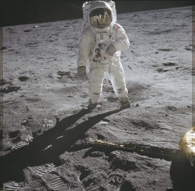 North Dakota man watched aboard USS Hornet when ship recovered Apollo 11 astronauts