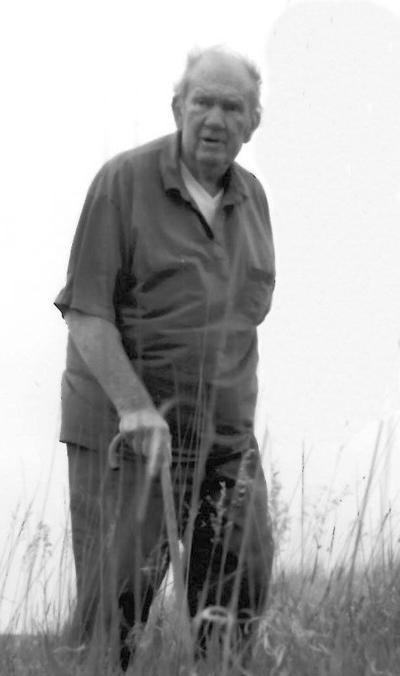 Melvin Wisdahl, 94