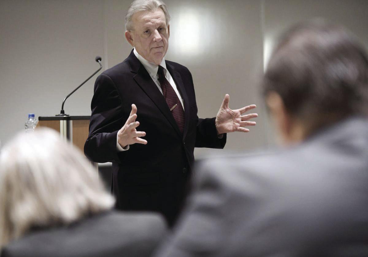 Douglas Jensen selected as next Bismarck State College president