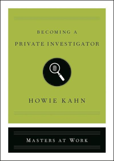 On the track of private investigator as a career choice