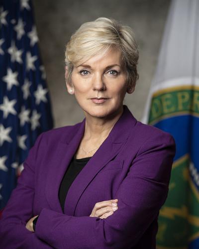 Secretary Jennifer Granholm mug shot