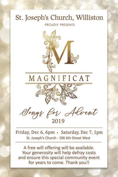 St. Joseph hosting third annual Magnificat performance