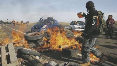 ND delegation urges feds to settle over pipeline protests