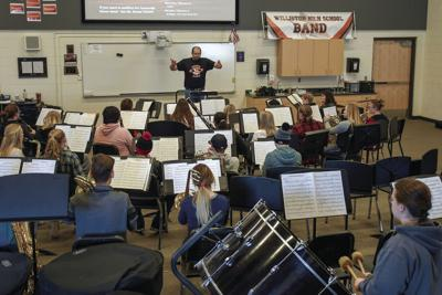 WHS band heading to D C  for July 4 parade | Local News