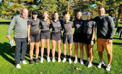 WHS 2021 State Girls Golf Team