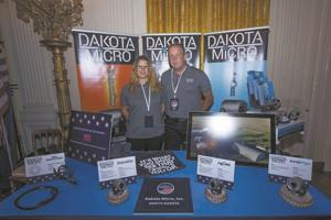Dakota Micro represented North Dakota at Made in America Product Showcase in D.C.