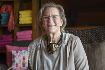 For Cyndy Aafedt, Williston has always meant being welcoming