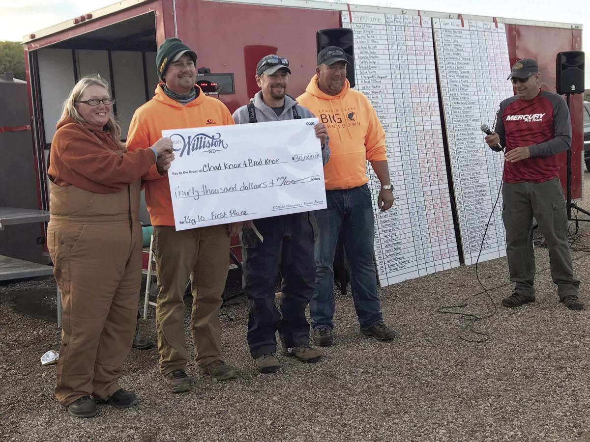 Brothers take home prize from Lewis & Clark Big 10 showdown