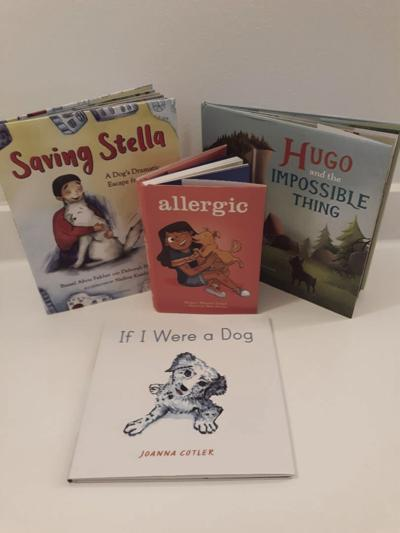 Books about dogs for kids ages 3 to 12