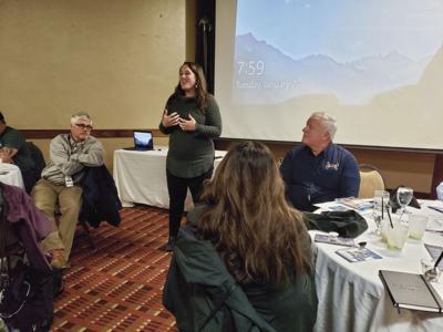 oilfield census 2020 api meeting lindsey Harriman