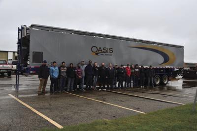 Oasis Donates to WSC Transportation Program