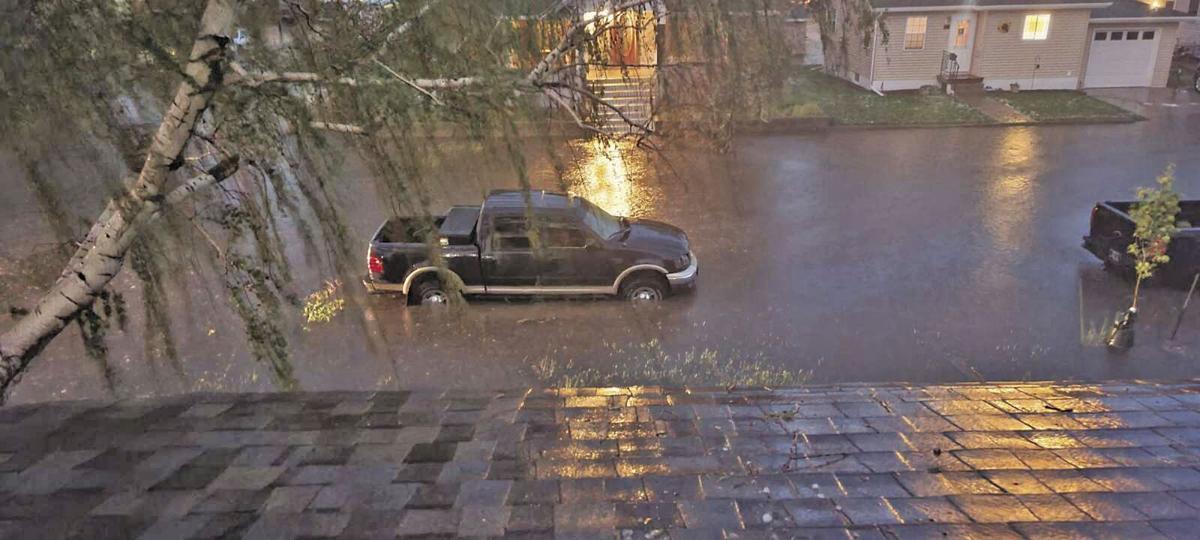Williston Storm June 10 2021
