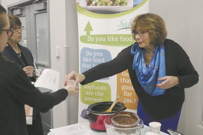 Ag groups take nutrition information to professionals
