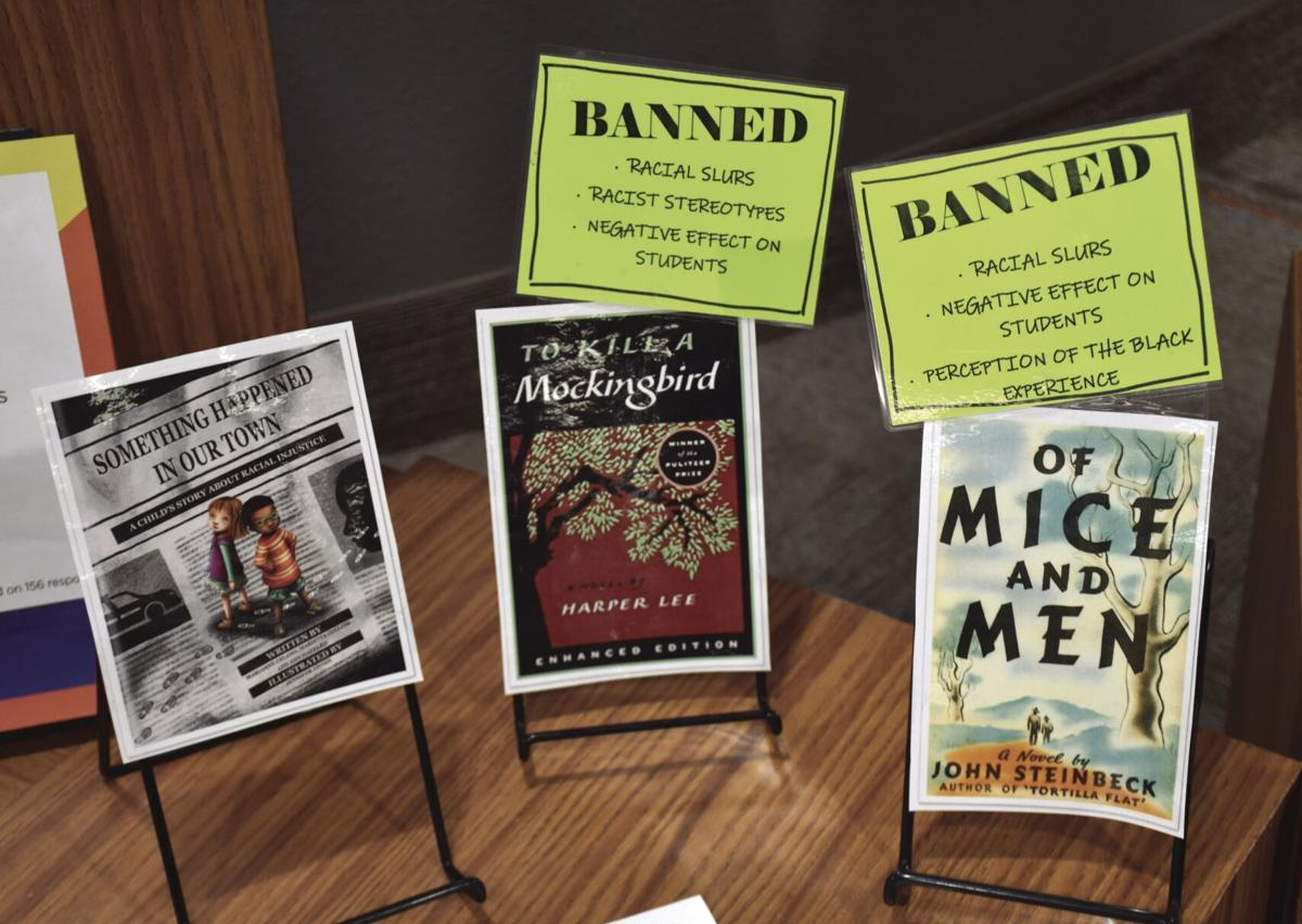 Banned Books 2021