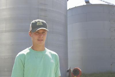 Life-threatening crash just a bump in the road for Kenmare, North Dakota farmer