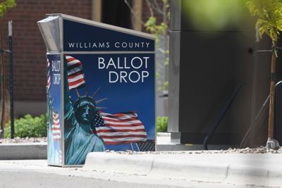 Williams County's mail-in election is on track to set a record for participation in a June primary