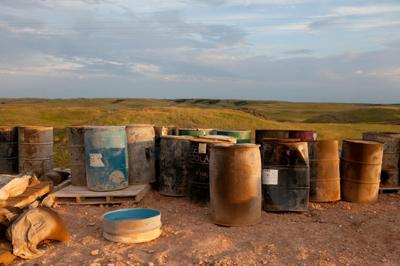 AP: Nearly 150 illegal oil waste dumps in N.D.