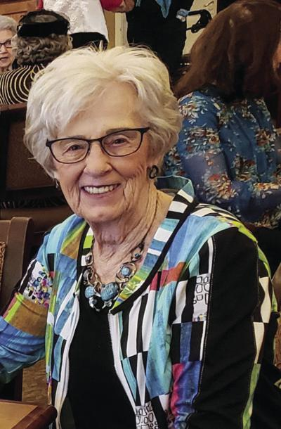 Dorothy Krogen, 90