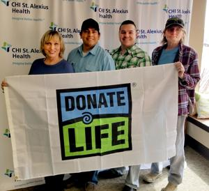 Making-a-kidney-connection:-Patients-share-organ-donation-stories-at-CHI-St.-Alexius-Health's-Life-Source-event