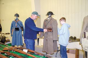 Re-enactors have busy summer planned