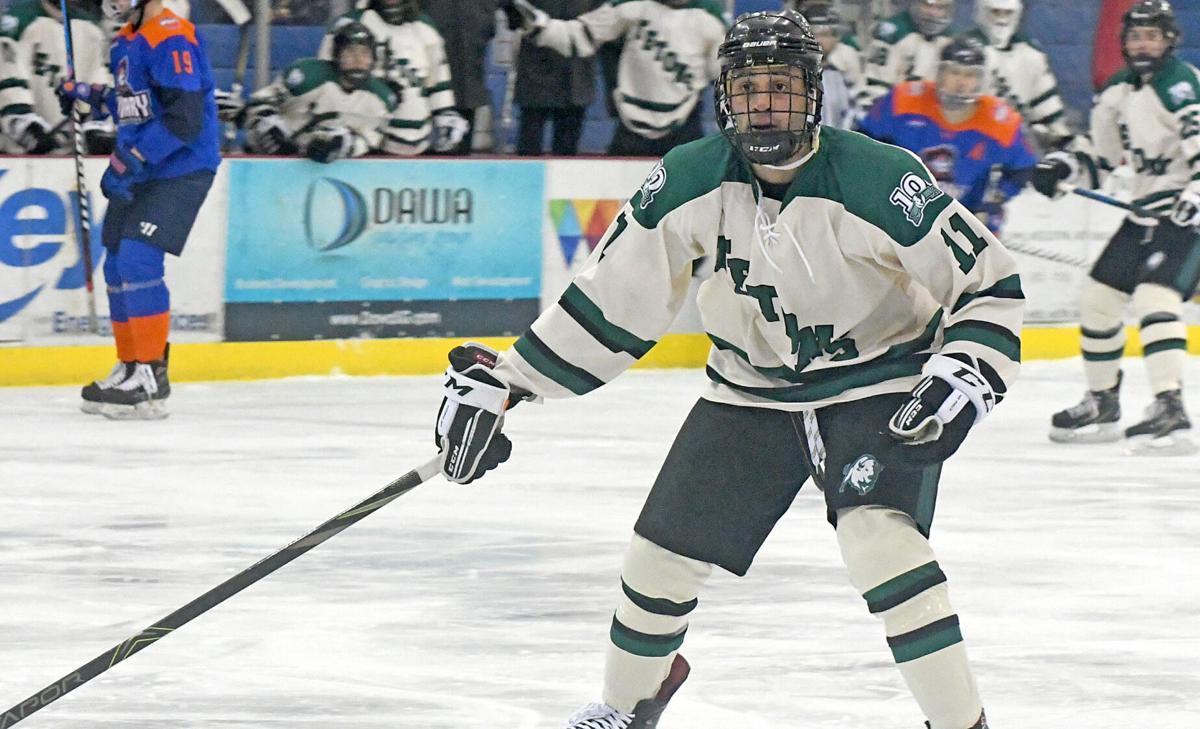 2021 Tetons Hockey   Devonne Berry
