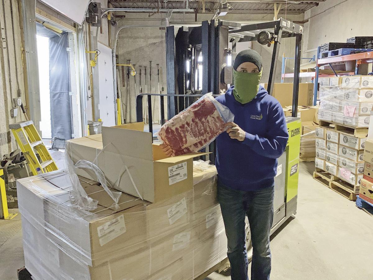ndfu meat donation
