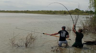 paddlefishing 2018 catch (copy)