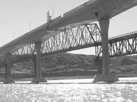 New Four Bears Bridge is open for traffic