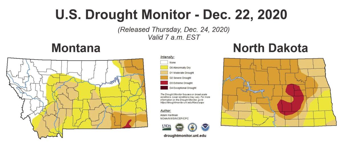drought map image MT and ND.JPG