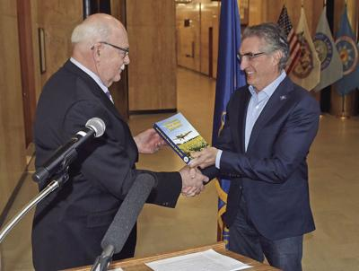 Secretary of state releases new Blue Book