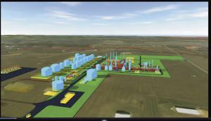 Meridian CEO says Davis refinery's design improved during two-year delay caused by litigation