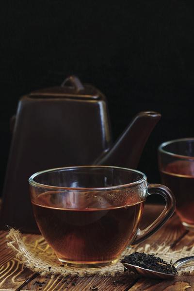 The health benefits of 4 popular teas