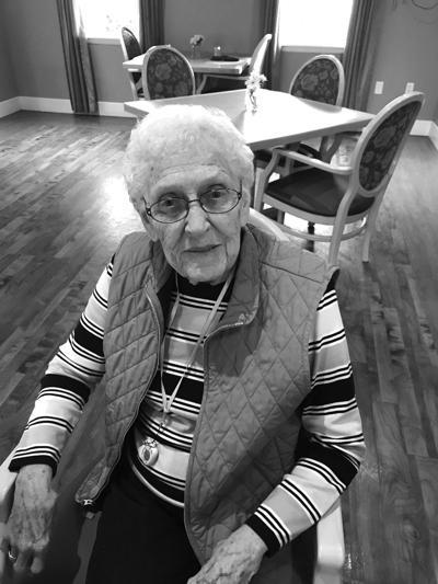 Alma Arends, 92