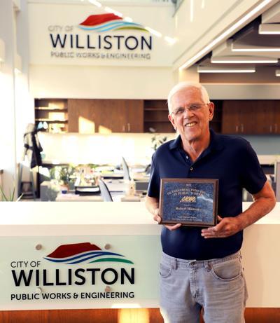 Bob Hanson award