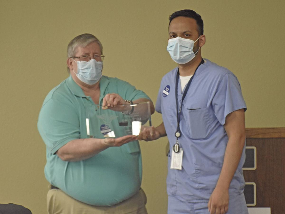 Chief Resident CHI