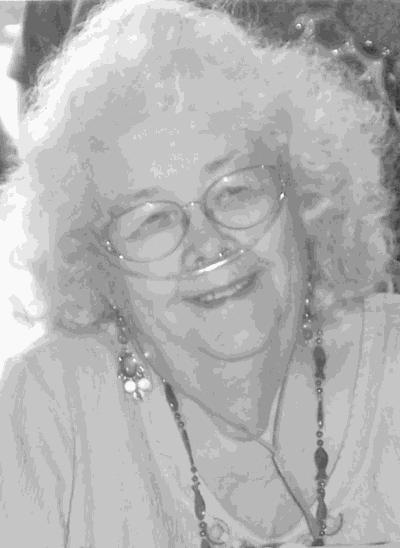 Patricia Jo Evanson, 86