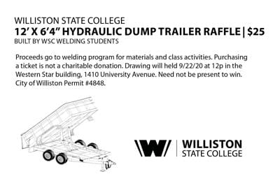 WSC welding raffle postponed