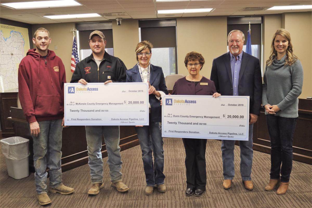 Dakota access donation mckenzieco 2019