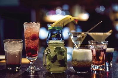 What's trending at nightclubs and bars?